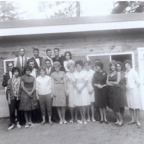Youth Camp - 1965